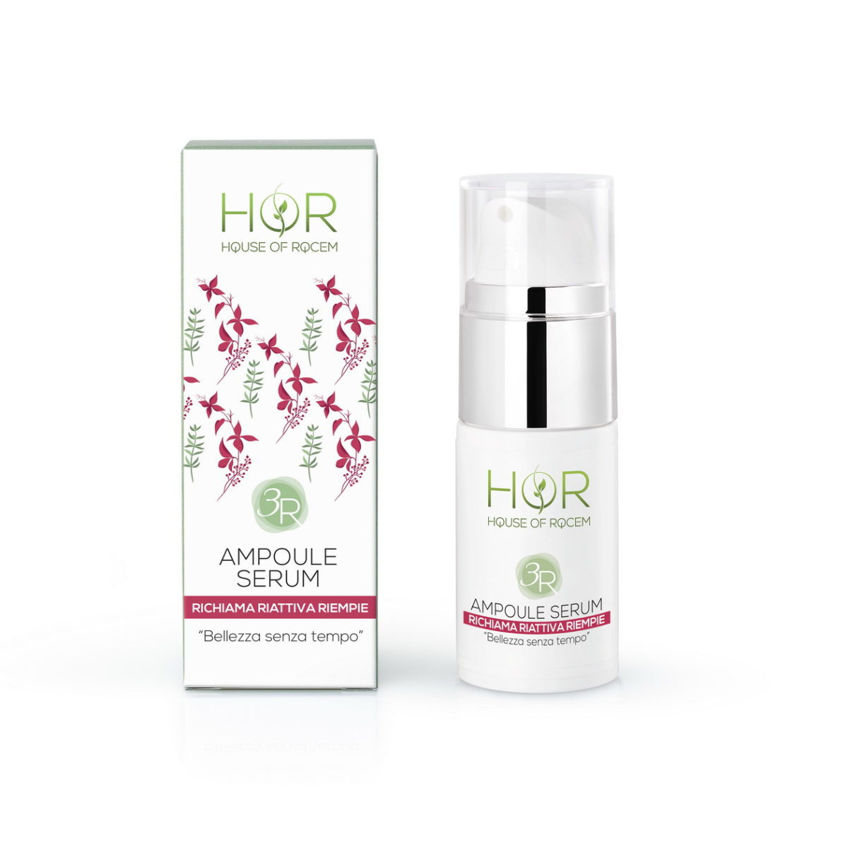 TRIPLE R. Ampule serum coppia